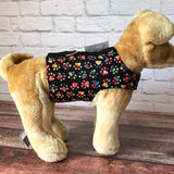Tie dye Paws Dog Walking Harness