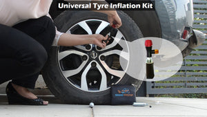 Universal Tyre Inflation Kit