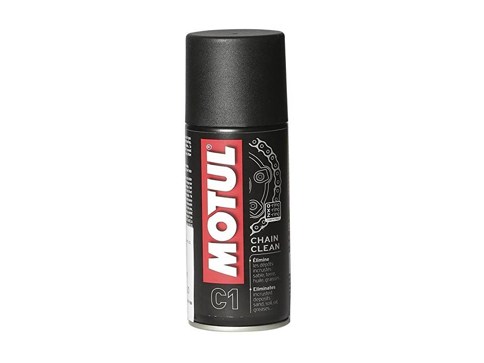 Motul Chain Clean and Lube Sprays
