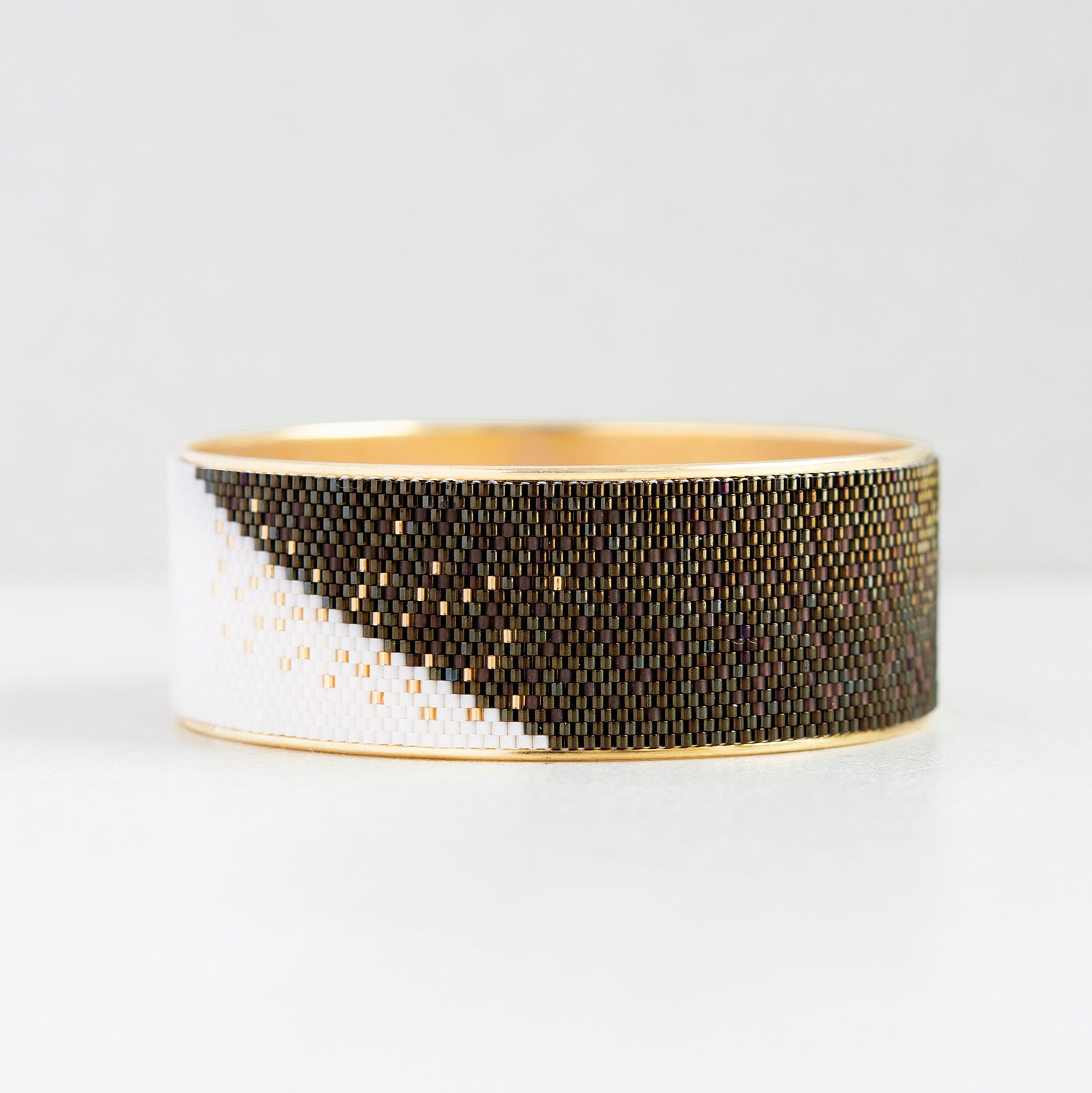 Handmade everyday wide bangles