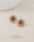 EDEN + ELIE Andromeda stud earrings - florence