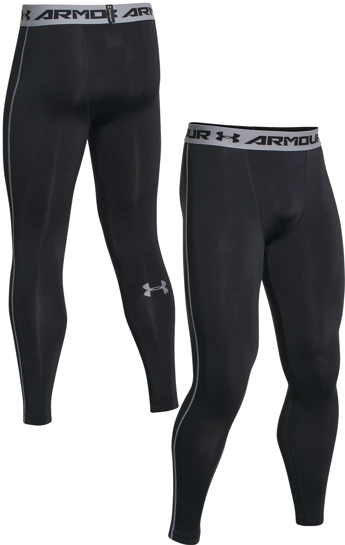 "Men's HeatGear ""Armour"" Compression Leggings 1257474-001"