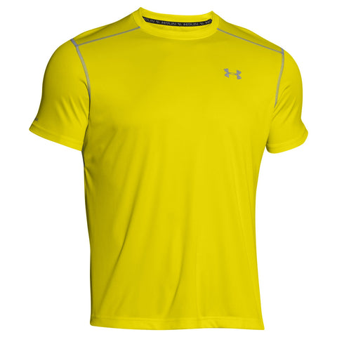 Men's UA coldblack Run Short Sleeve 1257531-771