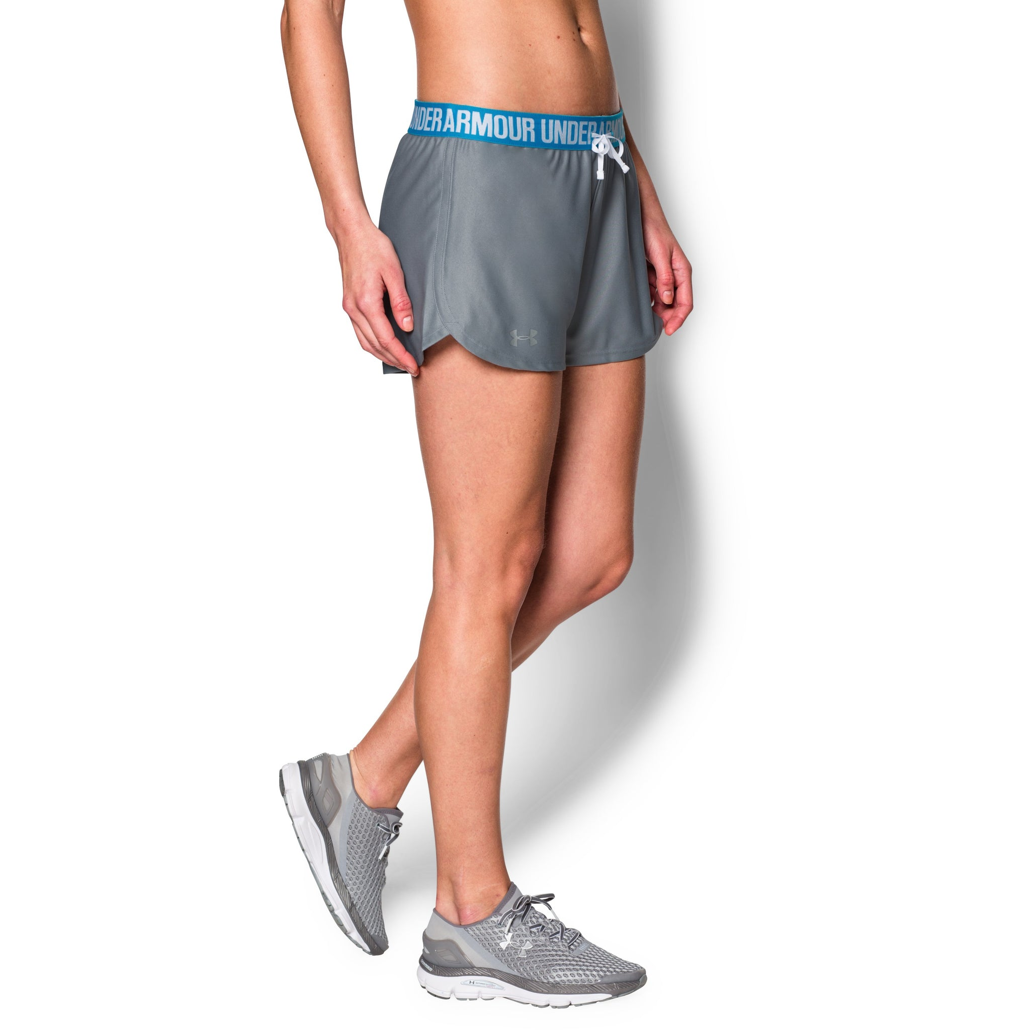 UA Play Up Women's Shorts 1264264-035