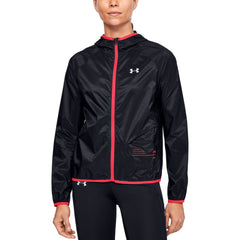 (This item available end of April 2021) Women's UA Qualifier Storm Packable Jacket 1326558-003