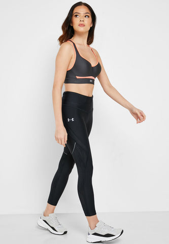 Under Armour Fly Fast Glare Raised Thread Crop  1343130-001