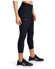 (This item available end of April 2021) Women's UA Fly Fast Jacquard Crop 1350079-001