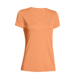 Women's UA Tech V-Neck Shirt 1255839-865