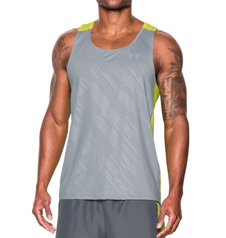 Men's UA CoolSwitch Run Singlet 1271843-941
