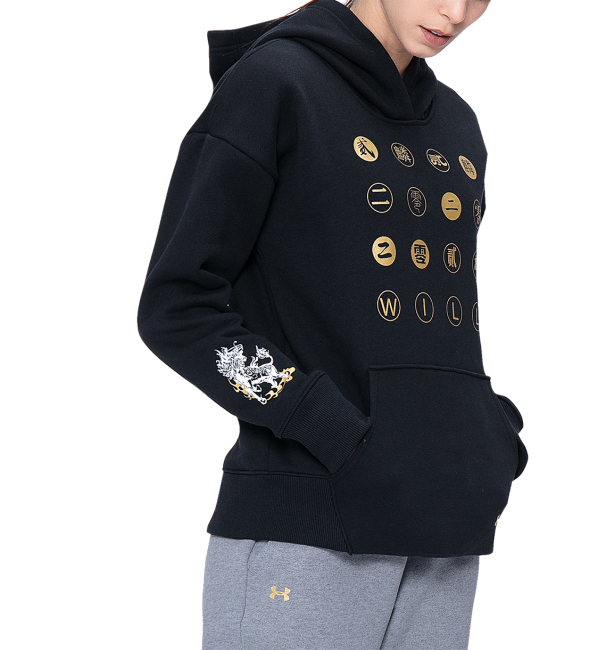 Women's Originators Fleece Hoodie CNY Graphic 1353341-001
