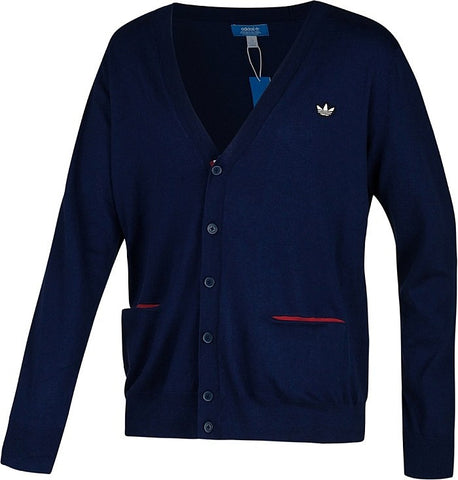 Adidas Premium Basics Mens Cardigan Sweater X51757
