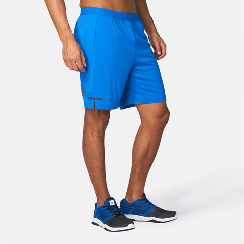 Adidas Men's Climachill Blue Training Shorts BQ1358