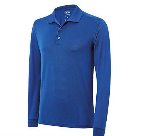 Adidas Men's Puremotion Long Sleeve Polo Z94163