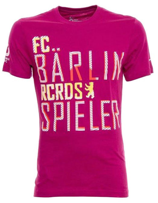 NIKE MENS WFC BERLIN RECORDS TEE  465465-659