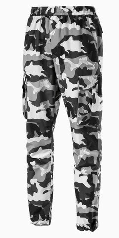 XTG Trail Graphic Men's Cargo Pants 596871 37
