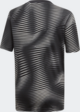 JUVENTUS BLACK&WHITE PRE-MATCH JERSEY 2018/19 - KIDS DP2893