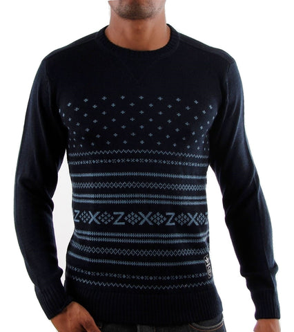 Adidas Wool Knit Crew Pullover G84463 Men Sweater