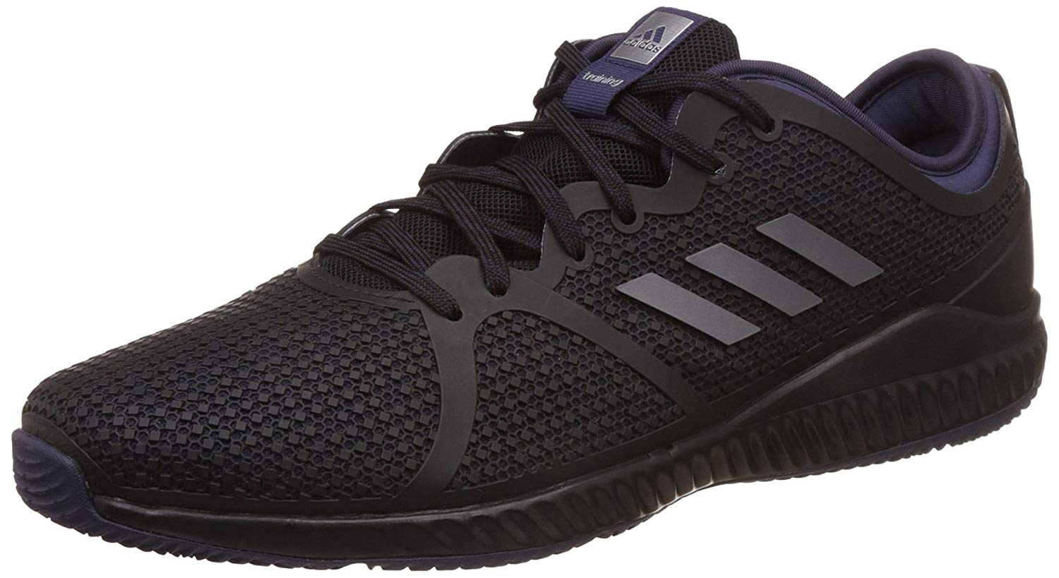 Women Training Adidas CrazyTrain RPU Pro Shoes - BY2101 | Black