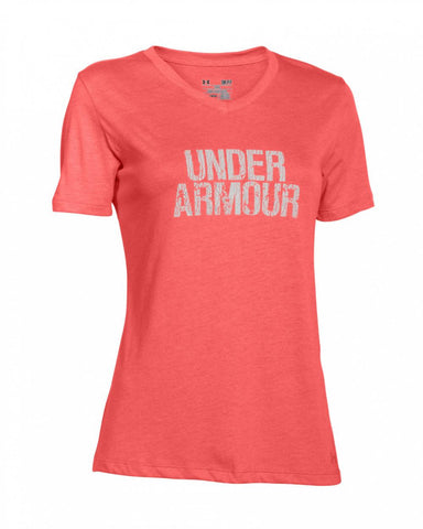 UA Wordmark Women's Graphic T-Shirt1259477-811