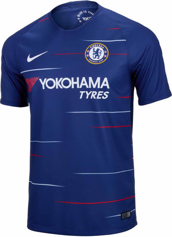 Nike Chelsea 2018-19 Home Jersey Youth 919252-496