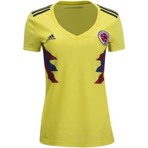 Women's Colombia Adidas Home 2018 Jersey Br3507|We'll Share Some Photographs Of Our Journey