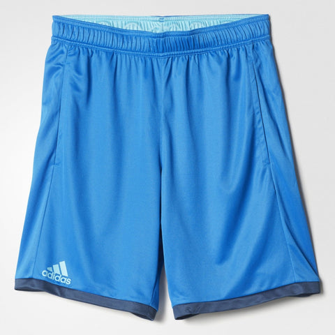 Adidas Mens Court Shorts - Shock Blue/Blue Glo AJ7025