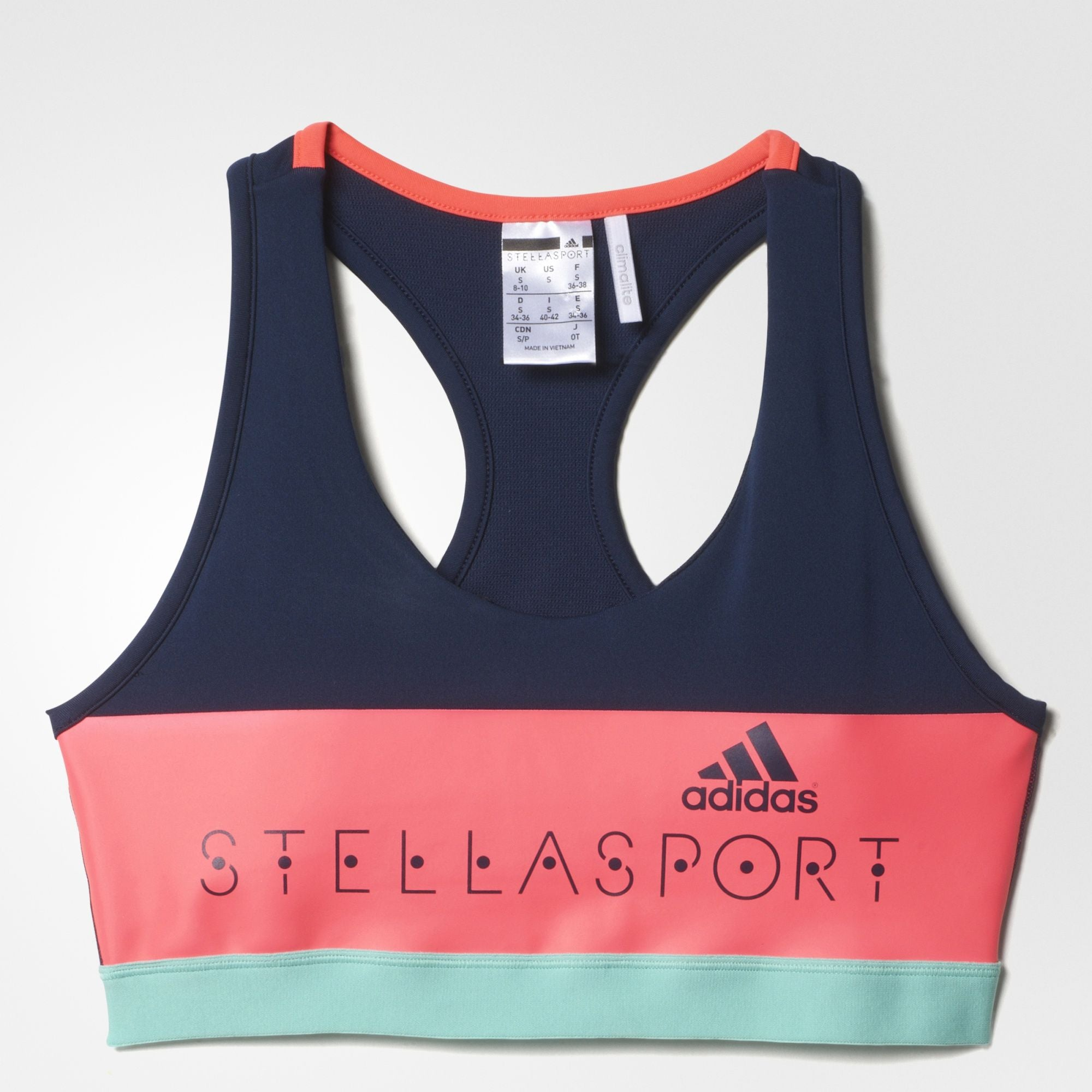 Women Training adidas STELLASPORT Padded Sports Bra AP6222