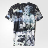 Men Running Climachill Graphic Tee AP6243