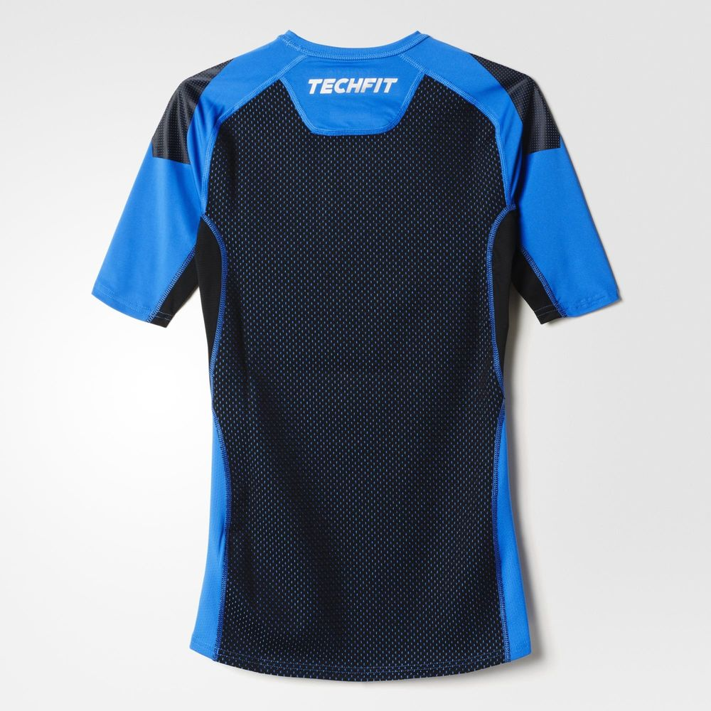 Men Training Techfit Cool Short Sleeve Tee AB1452