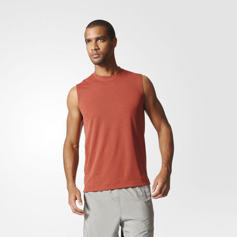 Adidas Climachill Tee - Red BP8490