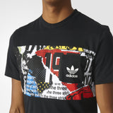 Men's adidas ORIGINALS Graphic Pocket Tee BQ3032