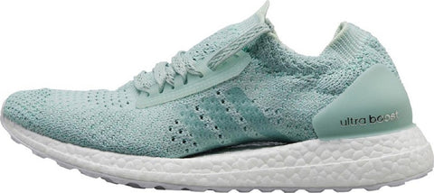 CQ0011 Adidas Ultra Boost X Clima Women Shoes Ash Green