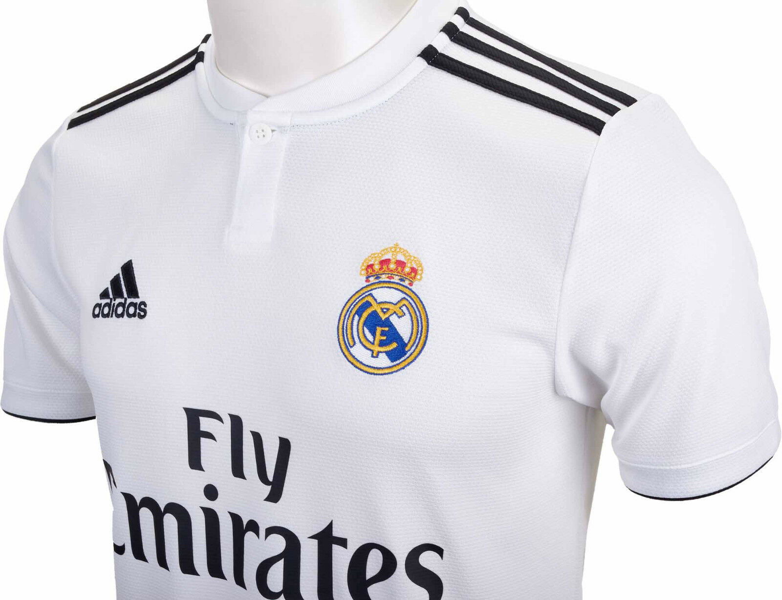 Real Madrid Home Jersey DH3372
