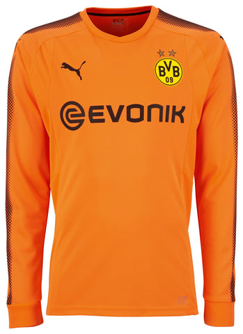 Borussia Dortmund Goalkeeper Jersey 2017-18 - orange 751666-04
