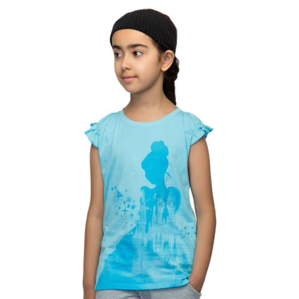 Girls' Reebok Casual Disney Cindrella Graphic Tee S21457