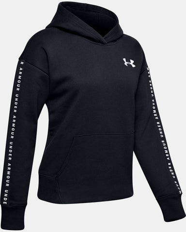Women's UA Originators Fleece LC Logo Hoodie 1351040-001