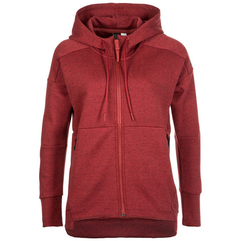 Stadium Hoodie Womens Athletics Adidas Hoodies & Track Tops Mystery Red S97088