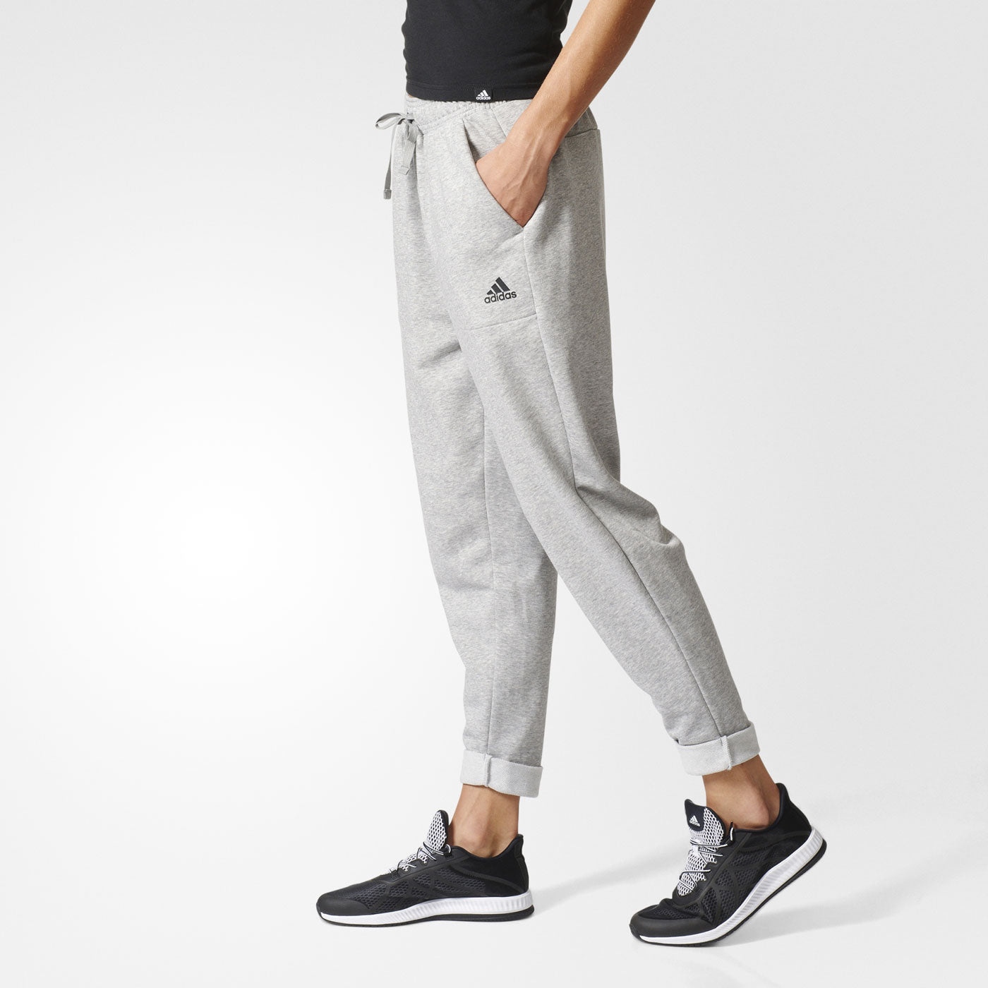 Adidas ESSENTIALS SOLID BOYFRIEND PANT Women's pants B45781