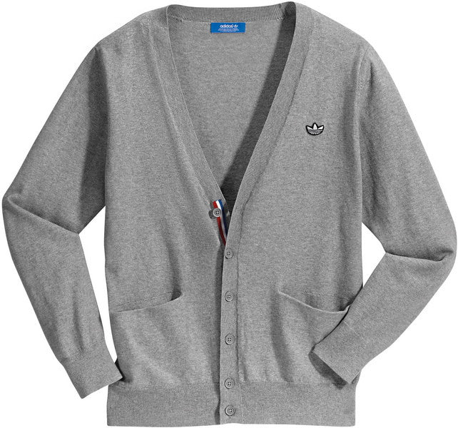Adidas Premium Basics Mens Cardigan Sweater X51758