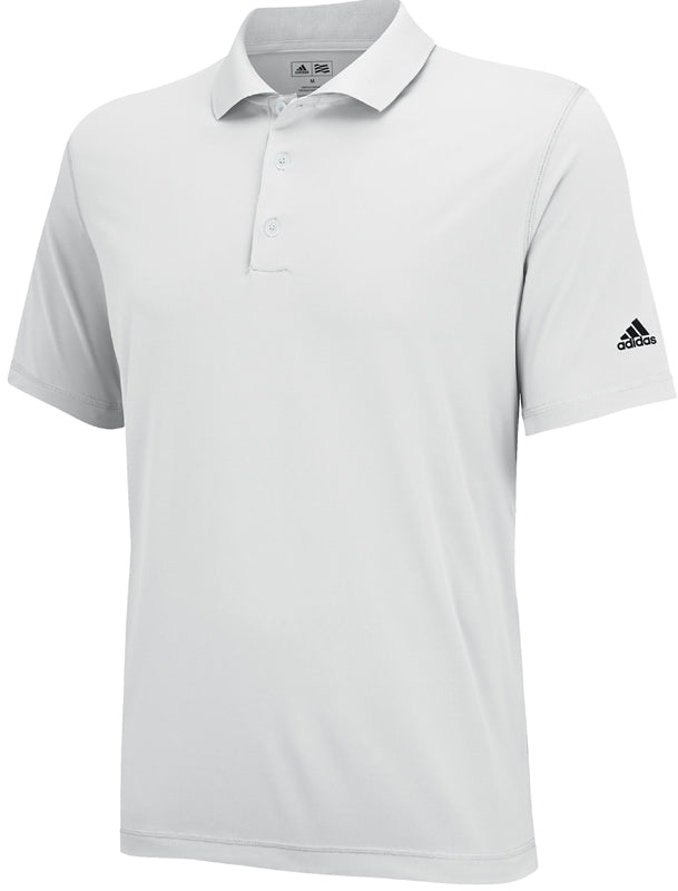 Adidas White Golf Polo Z85739