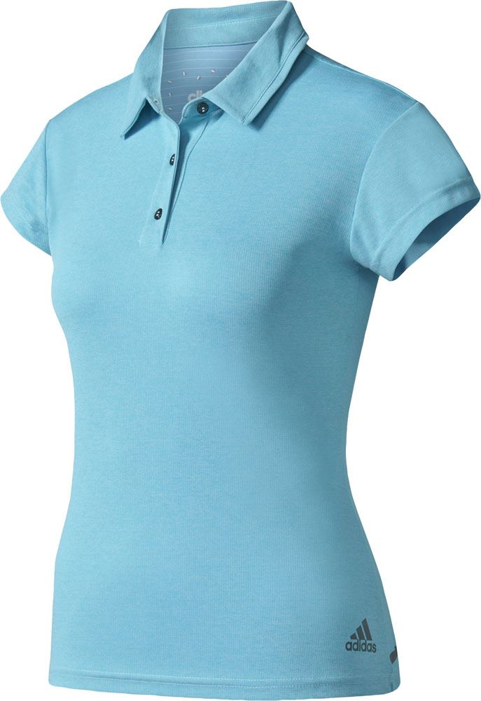 Adidas tennis badminton wear Lady's CLIMACHILL polo shirt BJ9566