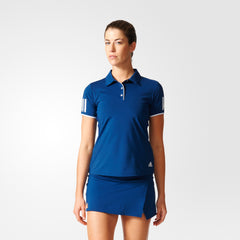 Adidas Club Women's Blue Polo BK0710
