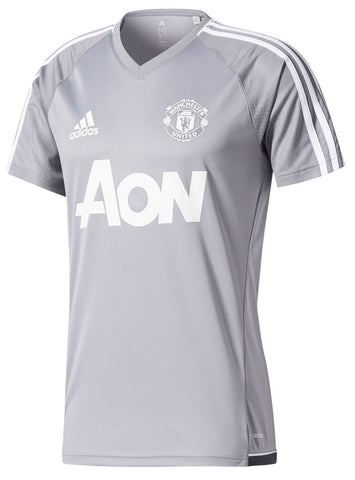 ADIDAS MANCHESTER UNITED FC TRAINING JERSEY Men's BS4436