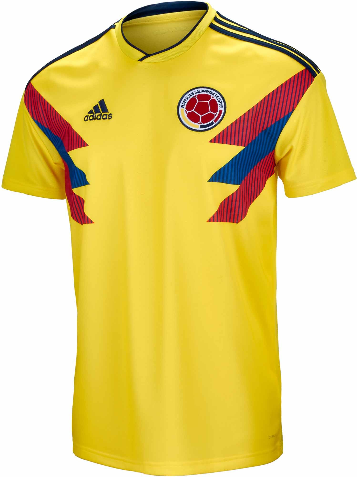Men's Soccer Colombia Home Jersey CW1526 – Mann Sports Outlet