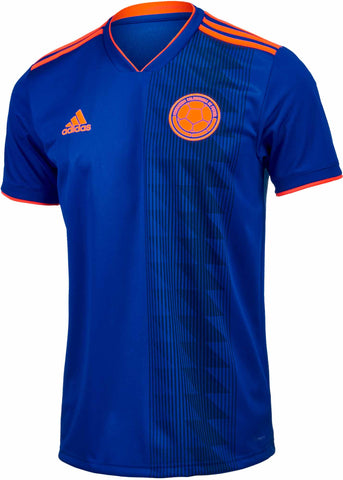 Adidas Soccer Colombia Away Jersey CW1562