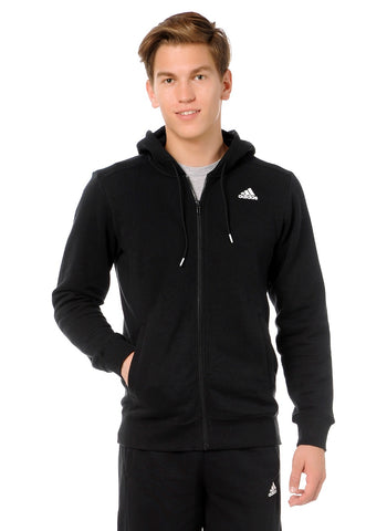 adidas Sport Essentials Full Zip Hoodie Fleece (S21693)
