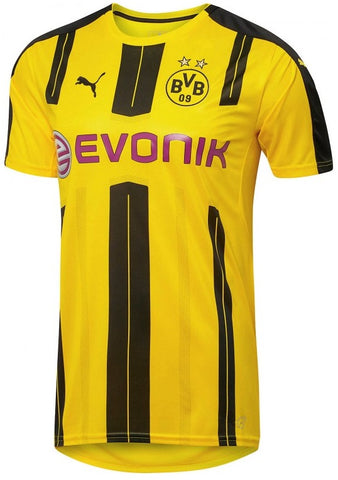 Puma BVB Dortmund Home 2016/17 Junior Football Shirt 749828-01