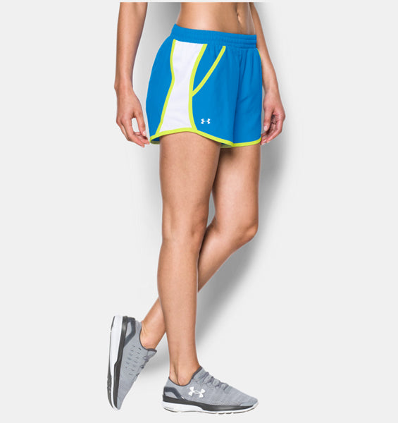 under armour fly-by running shorts  1271543-465