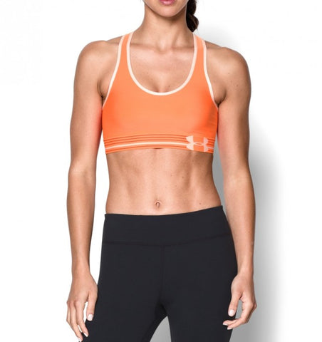 Under Armour Women's Armour Mid Sports Bra 1236768-831