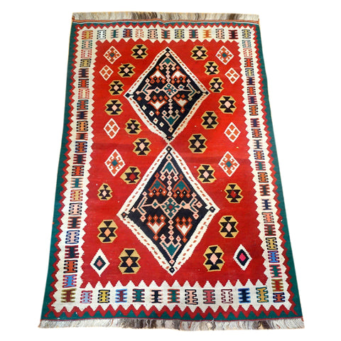 kilim iranien tapis bouznah. Black Bedroom Furniture Sets. Home Design Ideas